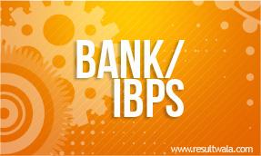 IBPS Specialist Officer Result 2014 : IBPS CWE SPL III Result