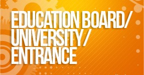 education board university entrance result