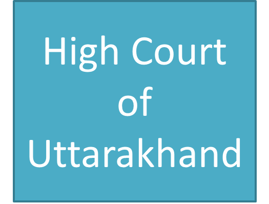 High Court of Uttarakhand Data Entry Operator Test Result 2013
