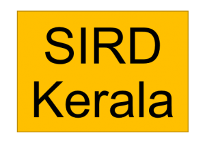 SIRD Kerala Clerical Assistant Results 2014 (Written)